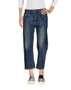 Джинсовые брюки-капри Marc by Marc Jacobs