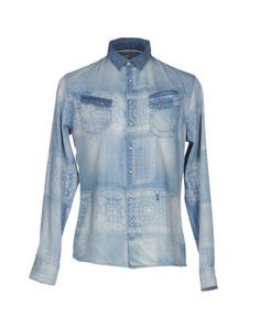 Джинсовая рубашка Pearly King