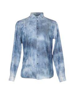 Джинсовая рубашка Paolo Pecora