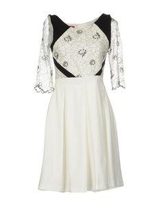 Короткое платье Save THE Queen