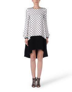 Платье длиной 3/4 Victoria, Victoria Beckham
