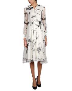 Платье до колена Thomas Wylde