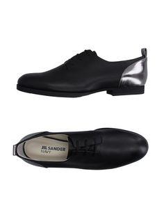 Обувь на шнурках Jil Sander Navy