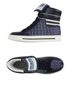Высокие кеды и кроссовки Marc by Marc Jacobs