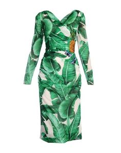 Платье длиной 3/4 Dolce & Gabbana