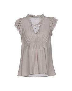 Блузка Pinko Grey