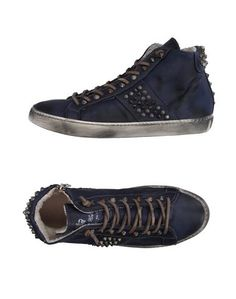 Высокие кеды и кроссовки Leather Crown