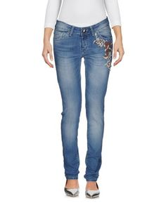 Джинсовые брюки Giorgia & Johns