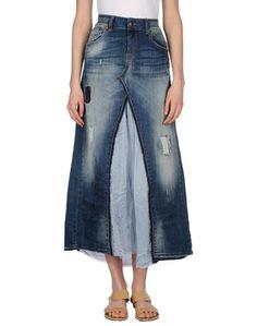 Джинсовая юбка Sexy Woman