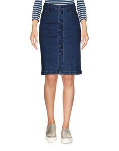 Джинсовая юбка LE Mont ST Michel