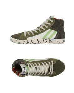 Высокие кеды и кроссовки Springa