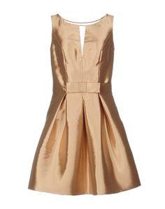 Короткое платье Antonio Derrico