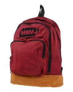 Рюкзаки и сумки на пояс Marc by Marc Jacobs