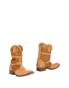 Полусапоги и высокие ботинки Enrico Fantini