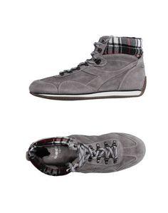 Высокие кеды и кроссовки Diadora Heritage