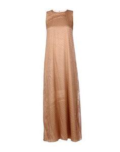 Длинное платье NEW York Industrie