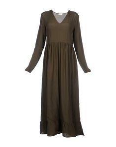 Длинное платье American Vintage