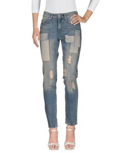 Джинсовые брюки SET