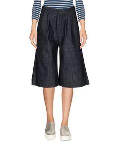 Джинсовые брюки-капри Bark