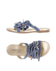 Сандалии Janet Sport