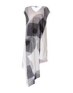 Длинное платье _M Gray