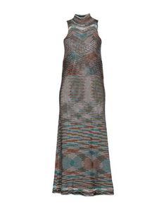 Платье до колена Lamberto Losani