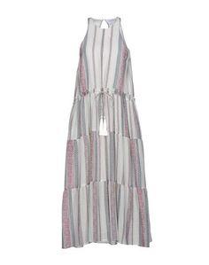 Платье длиной 3/4 10 Crosby Derek Lam