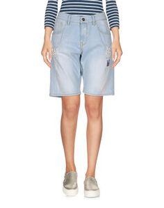 Джинсовые бермуды GJ Gaudi Jeans