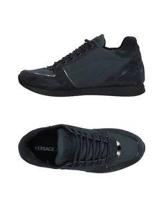 Низкие кеды и кроссовки Versace Jeans