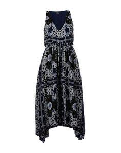 Платье длиной 3/4 Pinko Black