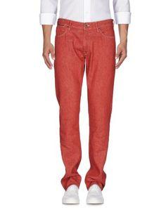 Джинсовые брюки Incotex RED