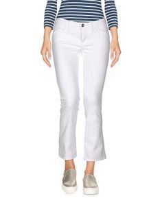 Джинсовые брюки-капри Blugirl Jeans