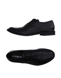Обувь на шнурках Officina 36