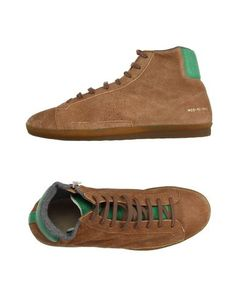 Высокие кеды и кроссовки M.Grifoni Denim