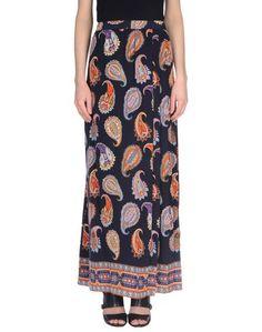 Длинная юбка Tory Burch