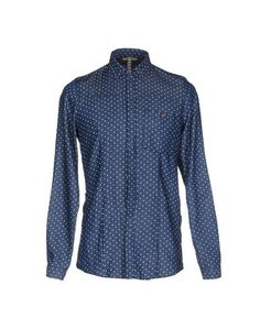 Джинсовая рубашка Berna