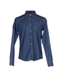 Джинсовая рубашка Barbati
