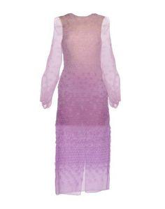 Платье длиной 3/4 Jenny Packham
