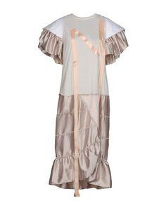 Платье длиной 3/4 Nicopanda