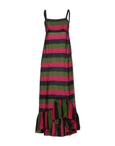 Длинное платье ISA Arfen