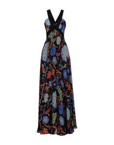 Длинное платье Alice+Olivia
