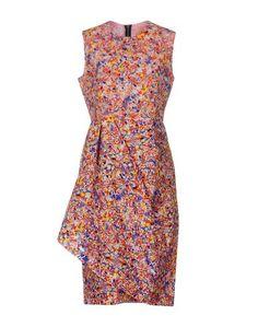 Платье до колена Roksanda