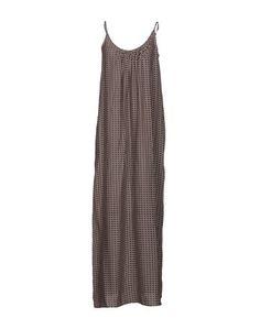 Длинное платье Maison Scotch