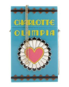 Сумка через плечо Charlotte Olympia