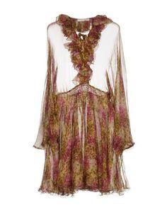 Короткое платье Bally