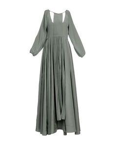 Длинное платье Francesca Piccini