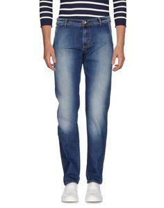 Джинсовые брюки-капри 9.2 BY Carlo Chionna