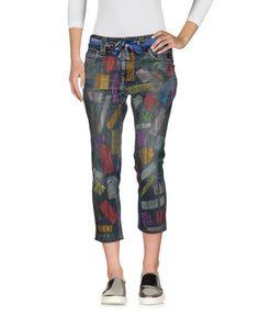 Джинсовые брюки-капри Francesca Conoci