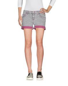 Джинсовые шорты Trussardi Jeans