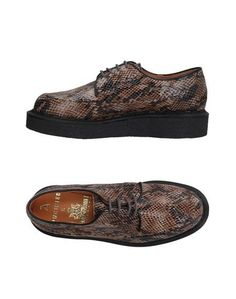 Обувь на шнурках Purified